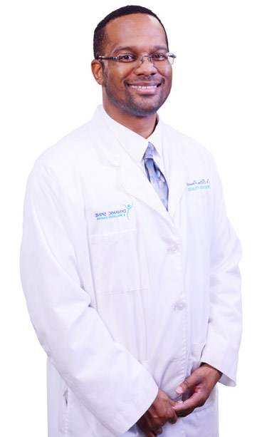 Dr. Elton Powell - Tallahassee Chiropractor - Back Pain - TeslaMax - Decompressoin Therapy - Auto Accidents